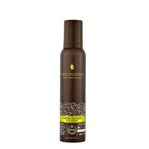 Macadamia Style Foaming volumizer Mousse 171gr - mousse volumizzante