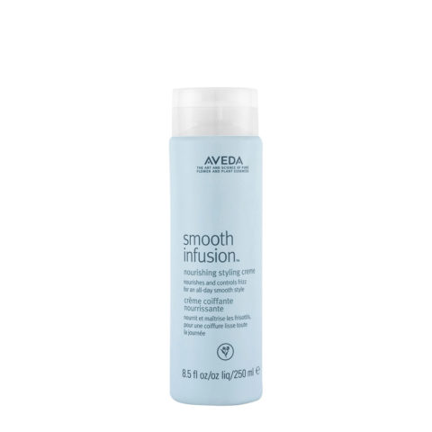 Aveda Smooth infusion Nourishing styling creme 250ml  - crema idratante anticrespo