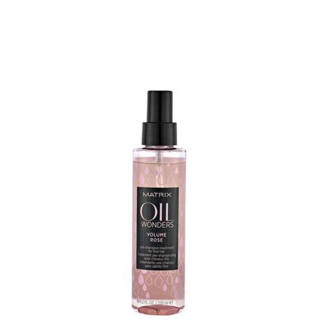 Matrix Oil wonders Volume rose Pre-shampoo treatment oil 125ml
