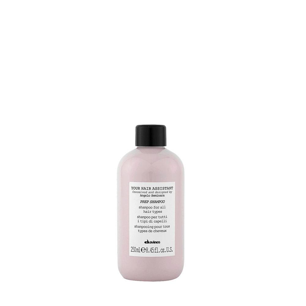 Davines YHA Prep shampoo 250ml - Shampoo idratante