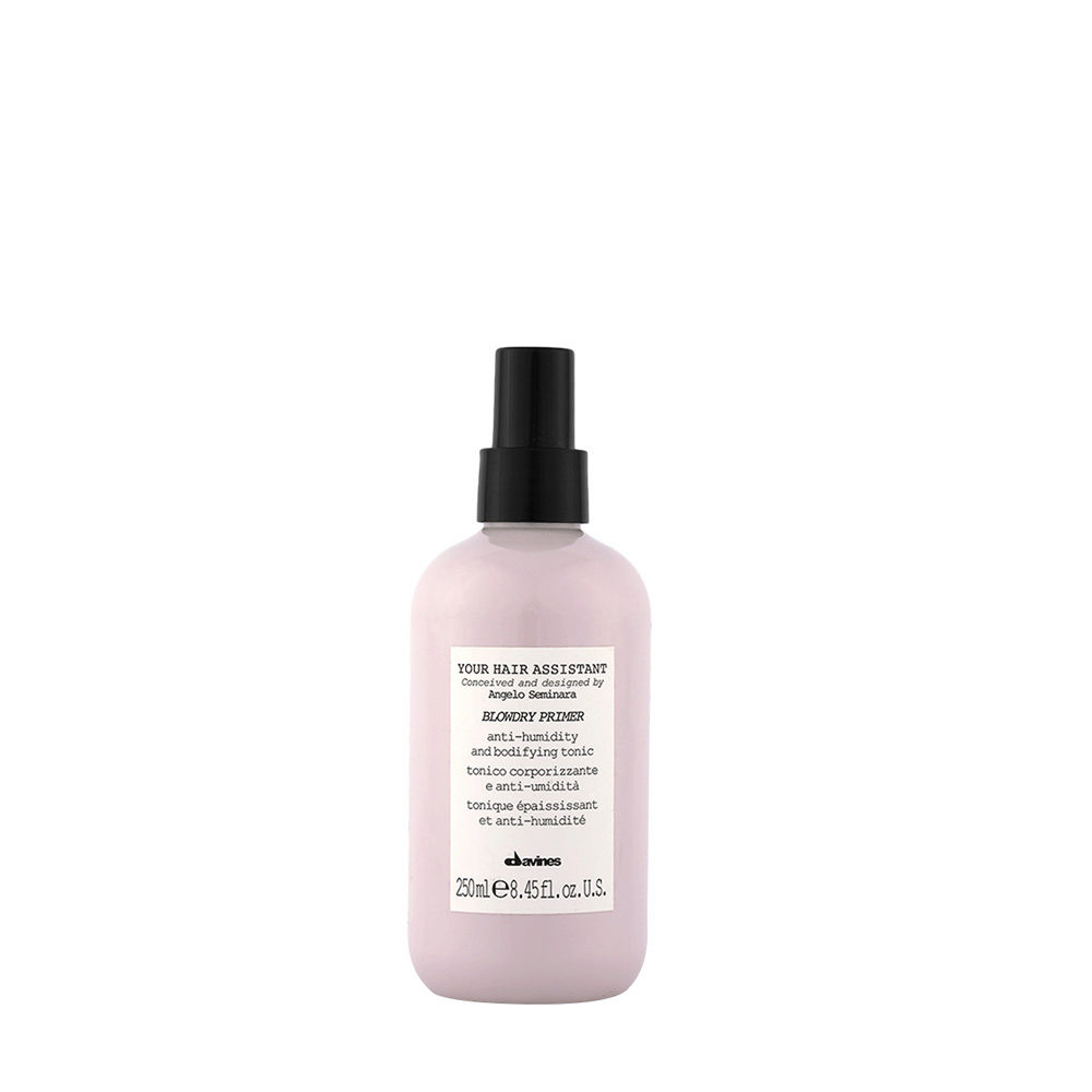 Davines YHA Blowdry primer 250ml - Tonico anti-umidità