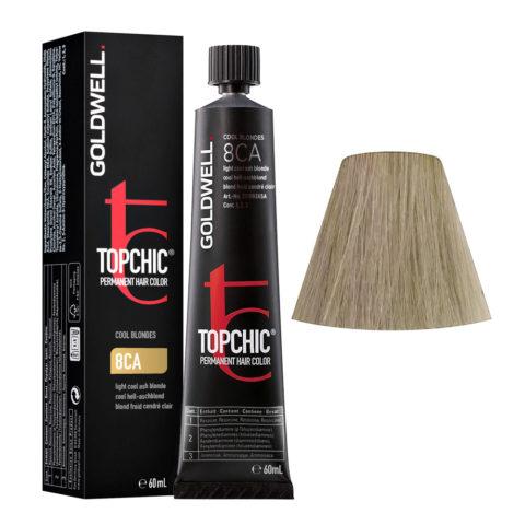8CA Biondo freddo chiaro cenere Goldwell Topchic Cool blondes tb 60ml