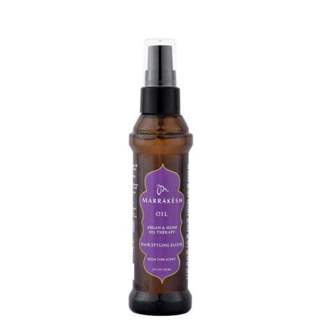 Marrakesh High tide Oil Hair styling elixir 60ml