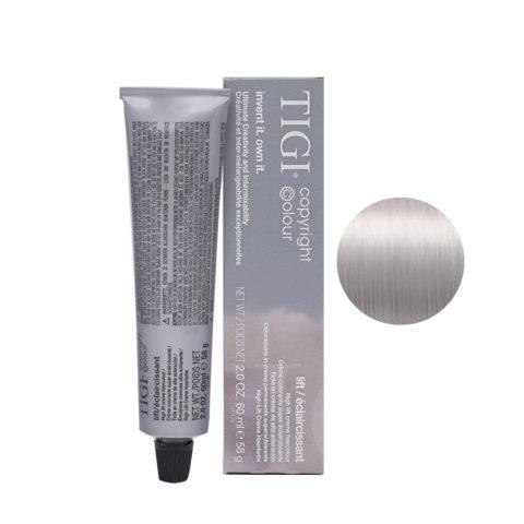 100/21 Ultra biondo platino viola blu Tigi Lift 60ml