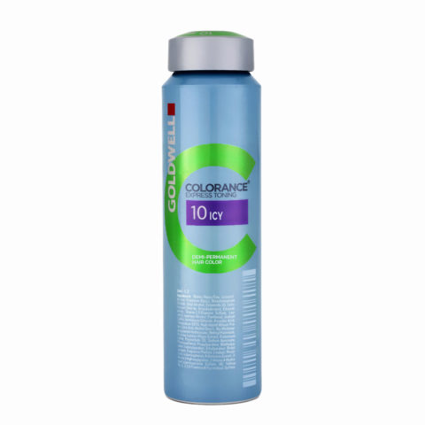 10 Icy Goldwell Colorance Express toning can 120ml
