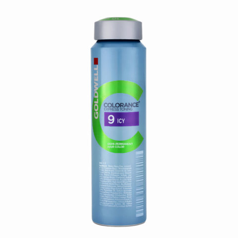 9 Icy Goldwell Colorance Express toning can 120ml