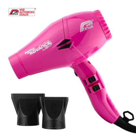 Parlux Advance light Ionic and ceramic Fucsia