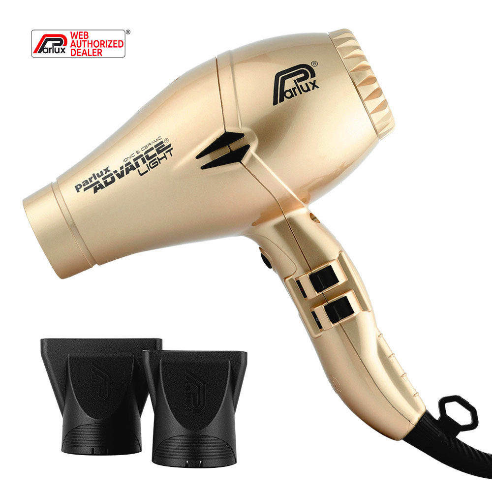 Parlux Advance light asciugacapelli Oro