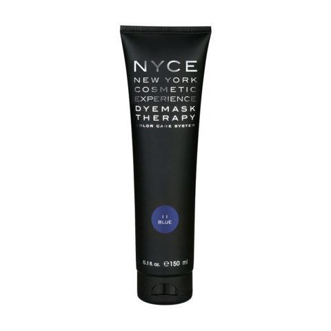 Nyce Dyemask .11 Blu 150ml - Maschera riflessante