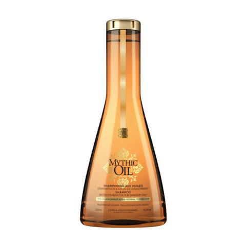 L'Oreal Mythic oil Shampoo Capelli normali-fini 250ml
