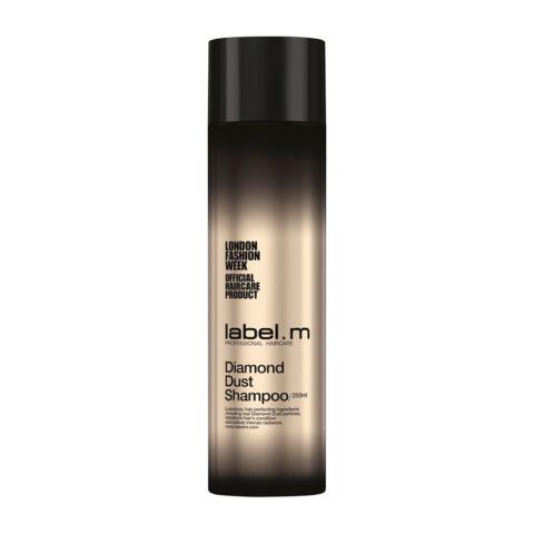 Label.M Diamond dust Shampoo 250ml - shampoo idratante di lusso