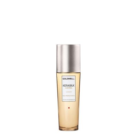 Goldwell Kerasilk Control Rich protective oil 75ml - olio anticrespo protettivo