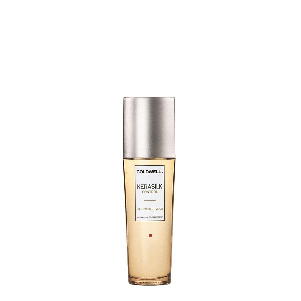 Goldwell Kerasilk Control Olio Anticrespo Protettivo 75ml