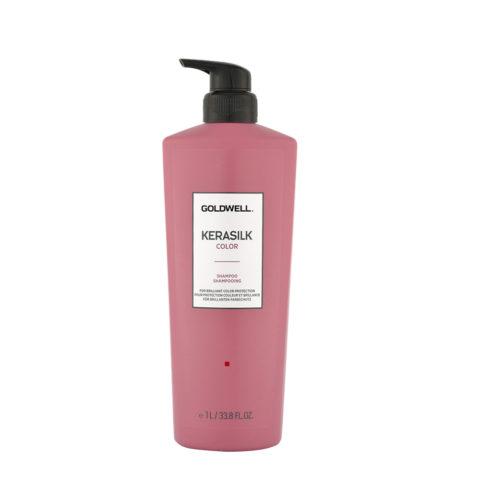 Goldwell Kerasilk Color Shampoo 1000ml - shampoo capelli colorati