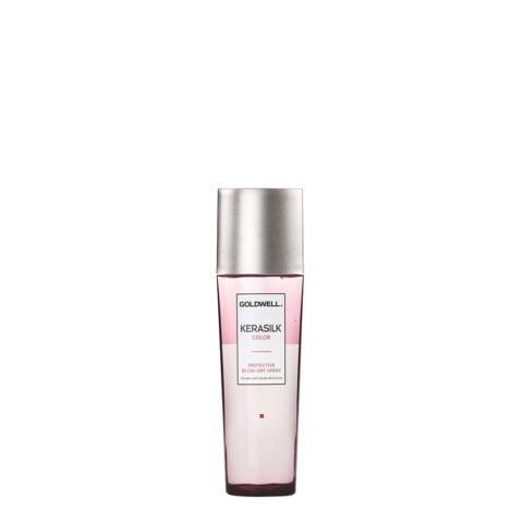 Goldwell Kerasilk Color Protective blow-dry spray 125ml - spray protezione termica