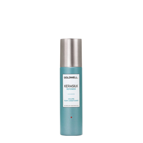 Goldwell Kerasilk RePower Volume Foam conditioner 150ml - balsamo in mousse volumizzante