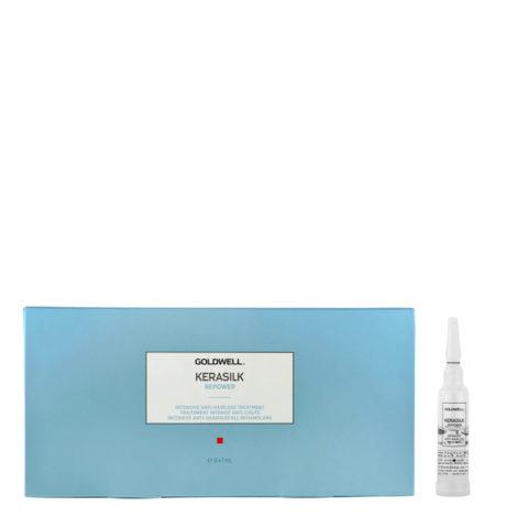 Goldwell Kerasilk RePower Intensive AntiHairloss Treatment 8x7ml - Lozione Anticaduta