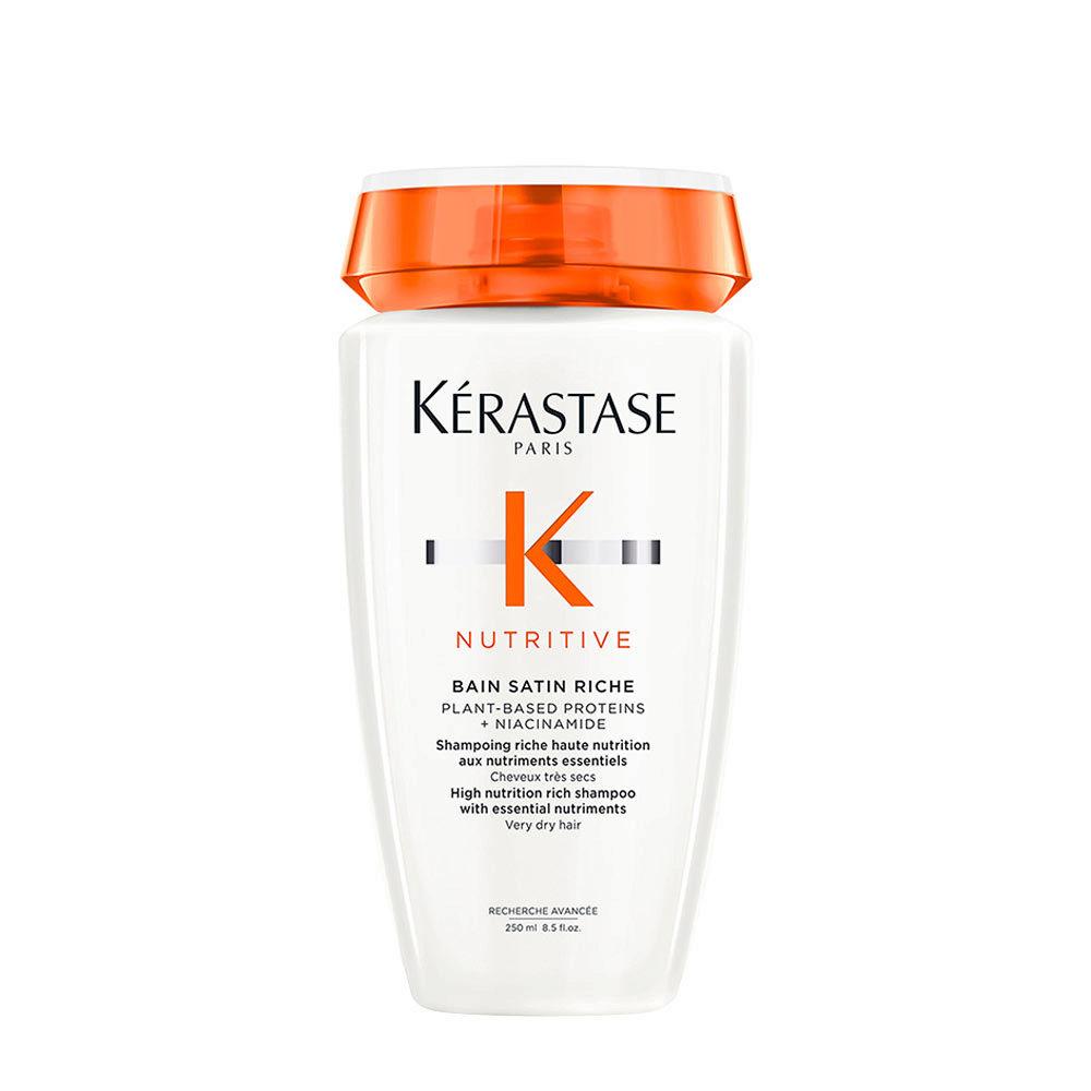 Kerastase Nutritive Satin 2 Shampoo per capelli secchi 250ml