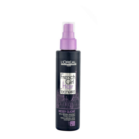 L'Oreal Tecni art French Girl Hair Missy Clichè 150ml - spray modellante capelli fini