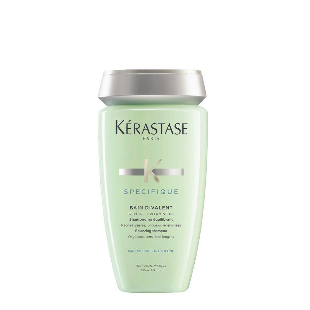 Kerastase Specifique Bain Divalent Shampoo cute grassa e punte secche 250ml