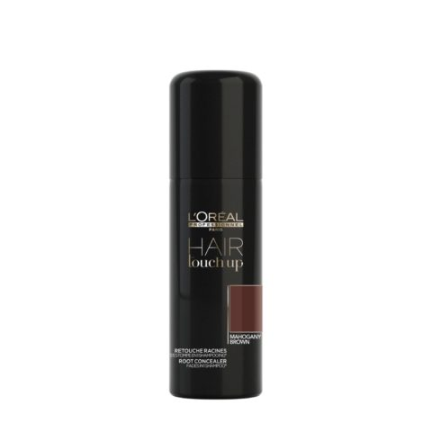 L'Oreal Hair Touch Up Mahogany Brown 75ml - ritocco radice castano mogano