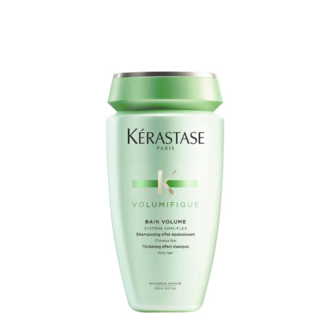 Kerastase Volumifique Bain volume 250ml - shampoo volumizzante capelli fini e piatti