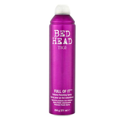 Tigi Bed Head Full of it Volume Finishing Spray 371ml - spray finish volumizzante