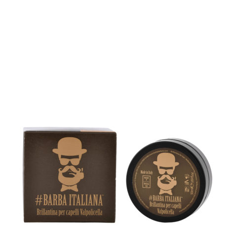 Barba Italiana Brillantina per capelli Valpolicella 50ml