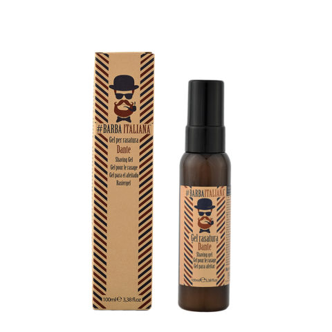 Barba Italiana Gel per rasatura Dante 100ml