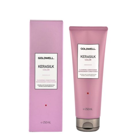 Goldwell Kerasilk Color Cleansing Conditioner 250ml - Balsamo Detergente Capelli Colorati