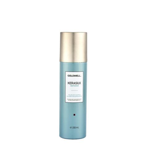 Goldwell Kerasilk Repower Volume dry shampoo 200ml - shampoo secco volumizzante