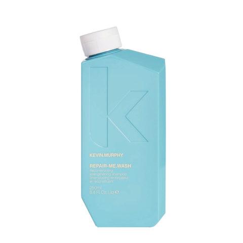 Kevin Murphy Shampoo Repair me wash 250ml - Shampoo ristrutturante capelli danneggiati