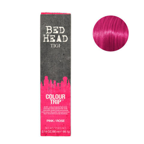 Tigi Colour Trip Pink 90ml - rosa
