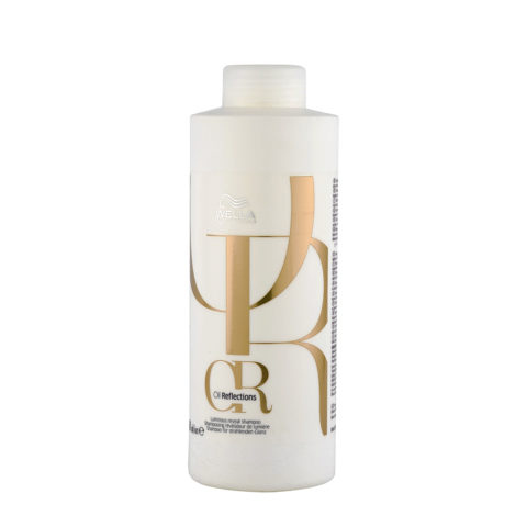 Wella Oil Reflections Shampoo 1000ml - illuminante