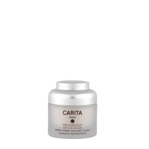 Carita Skincare Crème Après-Solaire Visage Lissante Réparatrice 50ml - Crema Doposole per il Viso