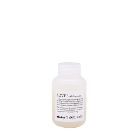 Davines Essential hair care Love curl Shampoo 75ml - Shampoo disciplinante