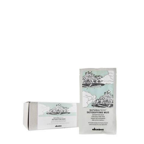 Davines Naturaltech Detoxifying Mud 6x50ml - Fango detossinante