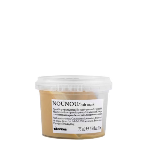Davines Essential hair care Nounou hair mask 75ml - Maschera nutriente