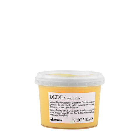 Davines Essential hair care Dede Conditioner 75ml - balsamo quotidiano