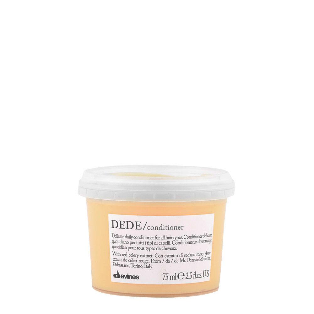 Davines Essential hair care Dede Conditioner 75ml - balsamo quotidiano