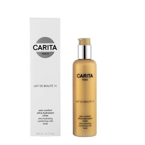 Carita Haute beaute corps Lait de beautè 14, 200ml - latte corpo idratante