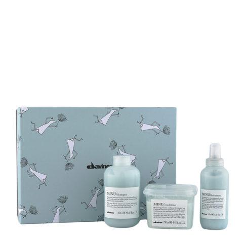 Davines Essential Haircare Minu cofanetto regalo