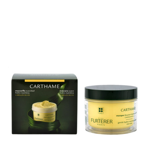 René Furterer Carthame Gentle Hydro Nutritive Mask 200ml - maschera morbida idro-nutriente