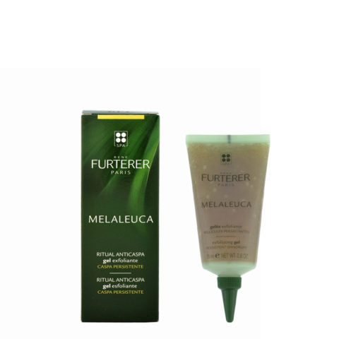 René Furterer Melaleuca Exfoliating Gel 75ml - gel esfoliante antiforfora