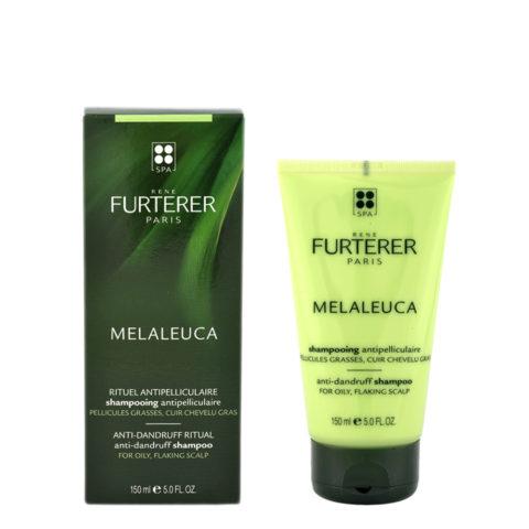 René Furterer Malaleuca Antidandruff Shampoo 150ml - shampoo antiforfora grassa