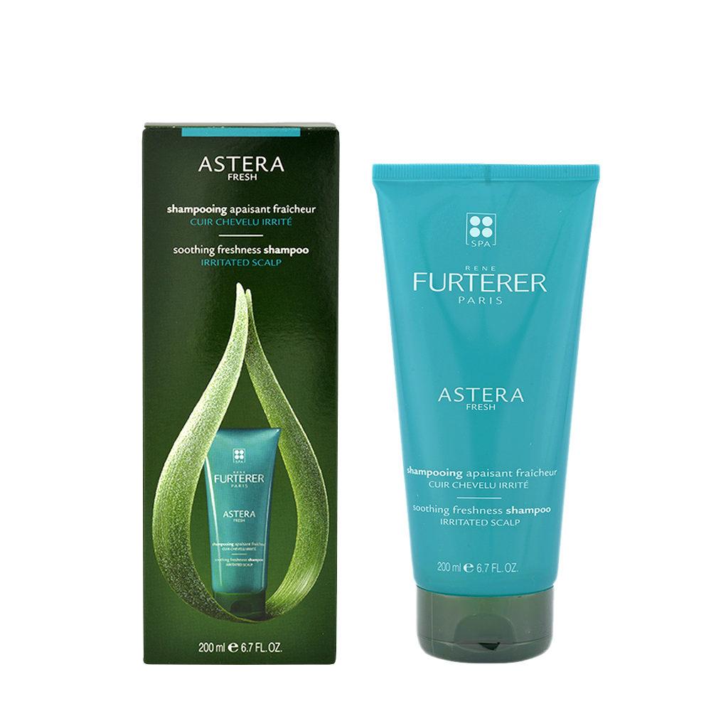 René Furterer Astera Fresh Soothing Freshness Shampoo 200ml - Lenitivo Rinfrescante Per Cute Irritata