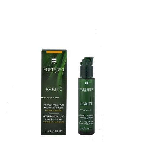 René Furterer Karité Repairing Serum 30ml - siero riparatore