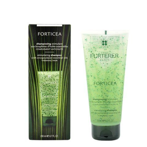 René Furterer Forticea Stimulating shampoo with essential oils 200ml - shampoo stimolante