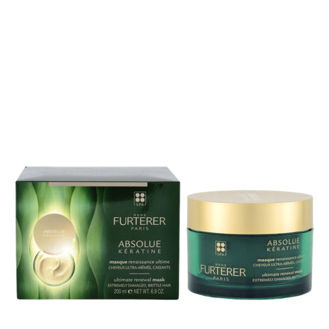 René Furterer Absolue Kératine Renewal Mask 200ml - maschera effetto rinascita
