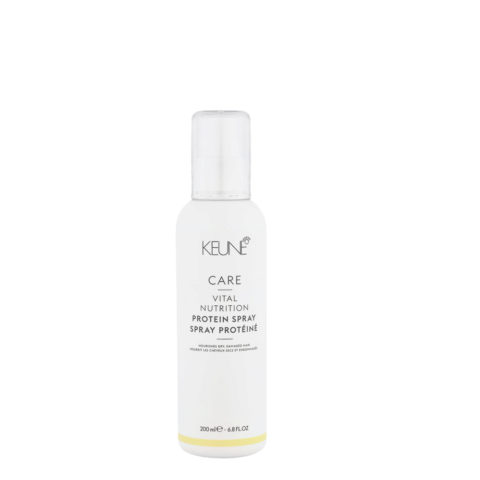 Keune Care Line Vital Nutrition Protein Spray 200ml - spray alle proteine per capelli secchi